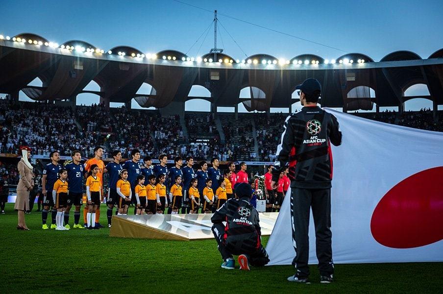 アジア杯に長谷部誠がいたら……という想像と、世代交代の難しさ。<Number Web> photograph by Takuya Sugiyama