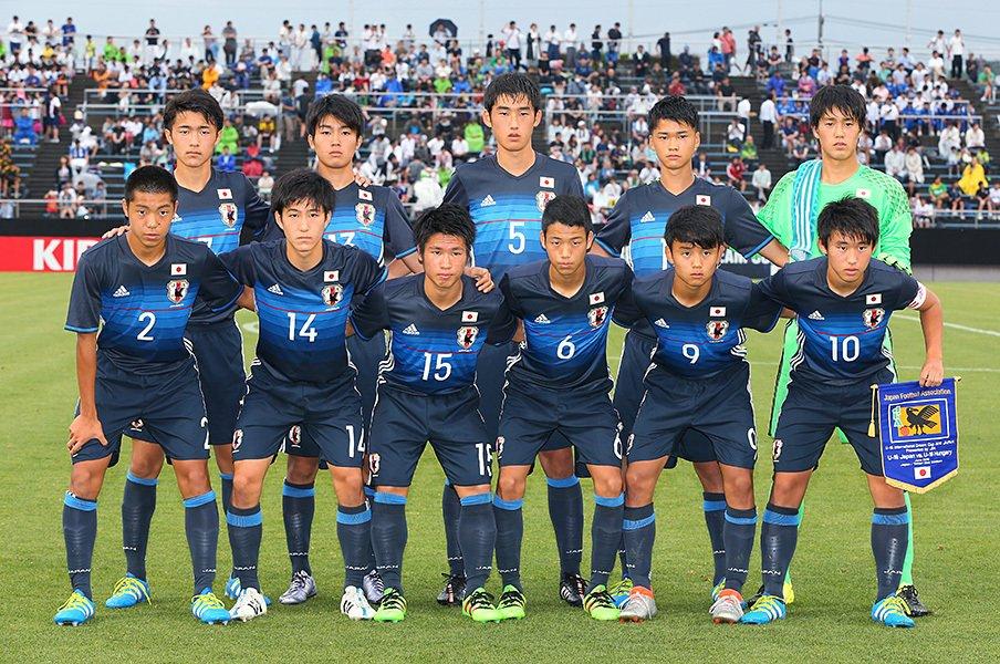 """アジアは日本を特別視してない――。""""久保世代""""U-16指揮官が語る実状。<Number Web> photograph by AFLO"""