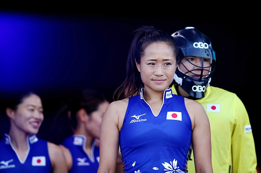 SONYを辞めて最強オランダで勝負。ホッケー及川栞、プロ転向の野心。