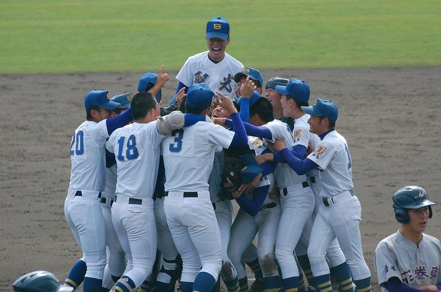監督も公認、史上最強の聖光学院。「大阪桐蔭にも負けねぇぞ!って」<Number Web> photograph by Genki Taguchi