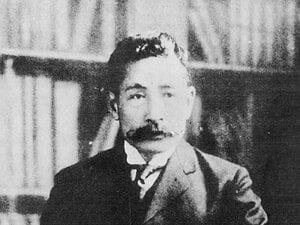 """日本人初の""""卓球プレーヤー""""は「夏目漱石」? 120年前、ロンドンで""""18歳女学生と遊戯""""の真相"""