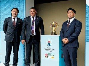 2019年W杯の組分けが決定。タフな戦いに期待が高まる。~ラグビー界にとって「理想的」か「厳しい戦い」か~