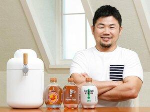 <特別インタビュー>田中史朗(ラグビー日本代表)×キリンホームタップ「家庭用ビールサーバーがくれる激闘への癒し」