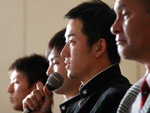 """<日ハムスカウトが明かすドラフト当日まで> 斎藤佑樹 「""""夢""""への入り口」"""