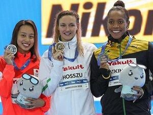 水泳の賞金が高騰している理由。連盟の求心力と、他競技との競争。