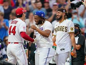"""大谷翔平の""""奇跡ぶり""""が分かる「MLBオールスターとの成績比較」 ゲレーロやタティスら""""Jr勢""""、デグロムやダルビッシュも凄いが…"""