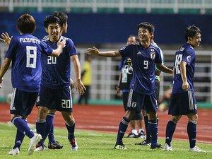 U-19代表が難敵・北朝鮮を撃破。久保建英らが狙うU-17W杯の雪辱。