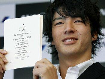石川遼が羨む野球選手の肉体。「あと5cm」の壁をのりこえる術は?<Number Web> photograph by KYODO