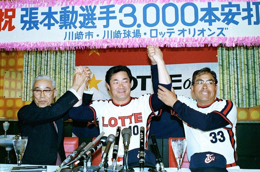 張本勲は、打者として本当に偉大だ。あっぱれ!な記録5つをほめ殺す。<Number Web> photograph by Kyodo News