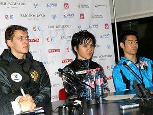 宇野昌磨、GPファイナル進出決定!GP最終戦NHK杯はどんな激闘が待つ?