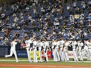 ビールの売り子はいるけど、まるで昭和のパ・リーグ 「5000人」観戦に見た原点