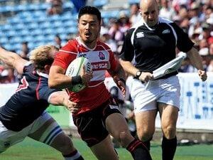 """山田章仁が見せつけた""""海外組""""の存在感。~ラグビー日本代表に増す競争原理~"""