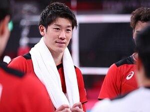 """石川祐希がオリンピックで勝ちたかった本当の理由…世界を見て磨いた""""フェイクセット""""「子どもたちにバレーをもっと知ってほしい」"""