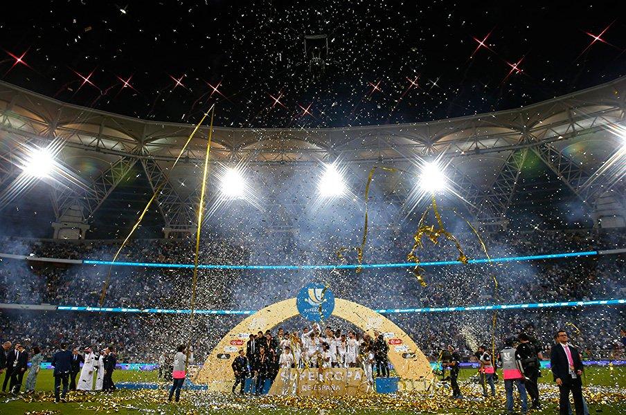 レアル優勝も出場クラブは負担大。スペインスーパー杯サウジ開催の謎。