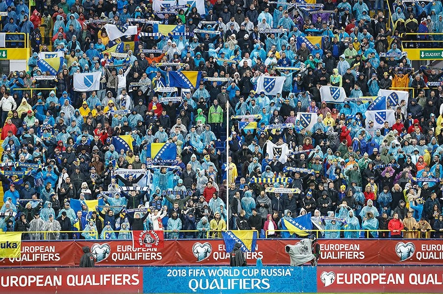 オシムは今も日本を気にかけている。「ハリルホジッチはどうしている?」<Number Web> photograph by UEFA/UEFA via Getty Images