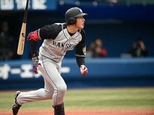 若虎の未来は本塁打王か、盗塁王か!?横田慎太郎の底知れぬ成長曲線。
