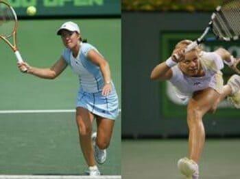 女子テニスに熱い予感。ベルギー旋風再来か。<Number Web> photograph by Hiromasa Mano