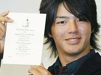 賞金王の歴史を背負って戦う!石川遼が語った今年の目標とは。<Number Web> photograph by KYODO