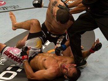 PRIDEで活躍した「3強」UFCに揃って出場。~ミルコ、シウバ、ノゲイラの明暗~<Number Web> photograph by Zuffa LLC