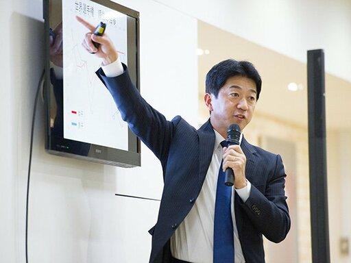 """松下浩二が進める卓球「Tリーグ」。 マーケット対象は""""世界一""""の中国。"""