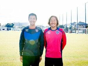 石川直宏と佐藤由紀彦が今語ること。出会い、FC東京愛、そして引退――。