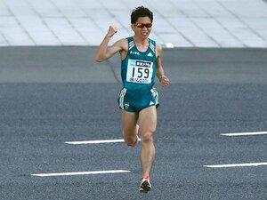 """青山学院が42.195kmを席巻する日。東京マラソン終盤に示した""""遺伝子""""。"""