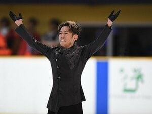 「おかえり! 高橋大輔!」4年ぶりの滑りは幸福感に包まれて。