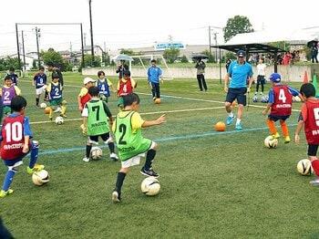 岡田武史、東北での支援活動を語る。「サッカーで元気に」を超える力を!<Number Web> photograph by (C)EXILE CUP実行委員会