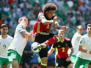 EURO優勝候補のはずだったベルギー。アイルランドに快勝も依然迷走中……。