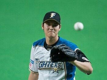 """投球フォームと同じく""""力み""""なし。大谷翔平の「言葉力」に迫る!<Number Web> photograph by Nanae Suzuki"""