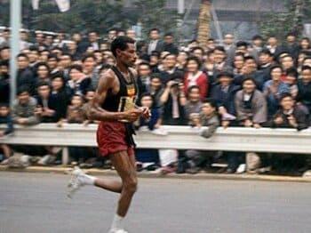 『ふたつの東京五輪』 第9回 「海外のスター選手たち」<Number Web> photograph by PHOTO KISHIMOTO