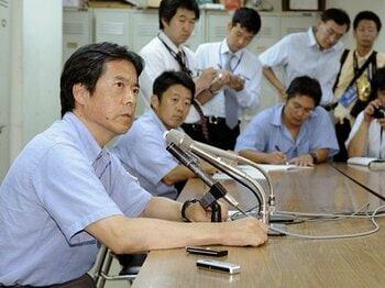ドーピング講習会が行なわれる裏事情。~五輪種目『SUMO』への布石!?~<Number Web> photograph by KYODO