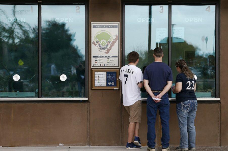 感染の拡大と短縮シーズン。もし6月に野球が見られたら。<Number Web> photograph by Getty Images