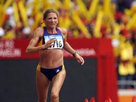 女子マラソン、意外な勝者。