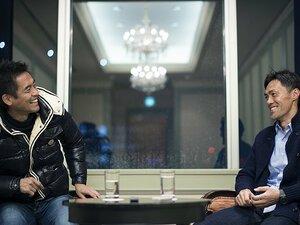 川口能活×楢崎正剛「未来のGKへ」レジェンド守護神対談完全版・後編