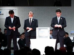 池田純が語るドラフト会議の考え方。大切なのは、外れ1位と成功の基準。