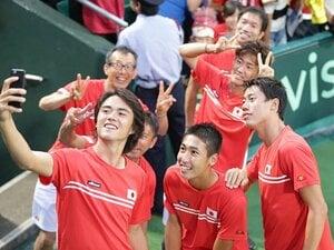 """世界の""""ポスト錦織世代""""が大阪に!錦織圭がジュニア選手に与える好影響。"""