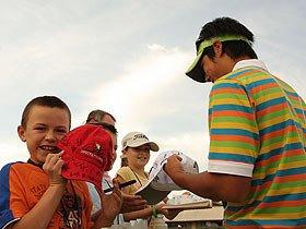 10代ゴルファーに夢を。ペイン会長の真の目論見。