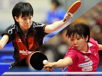 卓球の歴史が変わろうとしている!中国独走を止めた日本の育成法とは?<Number Web> photograph by KYODO/Jun Tsukida(AFLO SPORT)