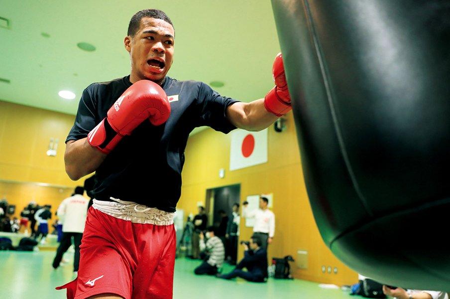 """【ボクシング】「""""プロです""""と胸を張りたい」岡澤セオンが五輪で目指すもの。"""