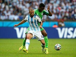 """戦術は、攻めも守りも「1対1」。アルゼンチンが誇る最強の""""矛と盾""""。"""