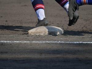大学野球の精鋭50人の中でも光った、殺気漂う並木秀尊のタッチアップ。