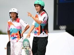 「怖い技から逃げない」16歳中山楓奈が語っていたスケートボードの魅力とは?「明日もスケボーに乗りたい」から始まった銅メダル
