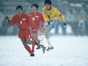 <証言ドキュメント>東福岡×帝京「雪の決勝、伝説の真実」