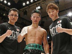 兄・尚弥と2人でバンタム級を制圧。井上拓真が世界王座への挑戦権獲得!