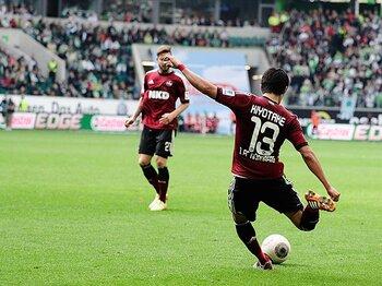 残り3試合、降格圏のニュルンベルク。清武弘嗣は愛するクラブを救えるか。<Number Web> photograph by AFLO