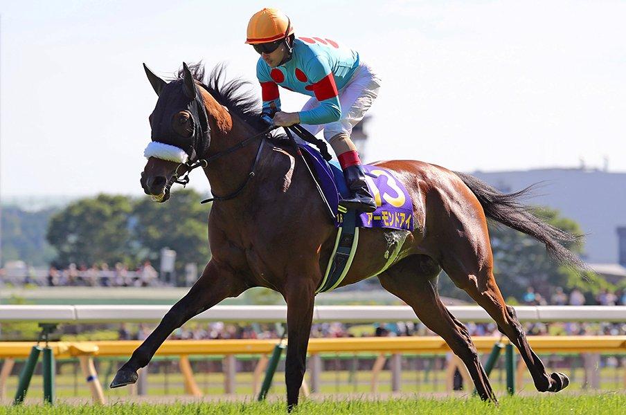 「日本で一番強い牝馬」を見逃すな。秋華賞はアーモンドアイの晴舞台だ。<Number Web> photograph by Yuji Takahashi