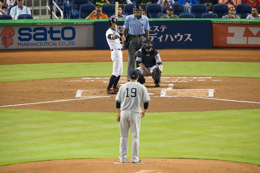 イチローが明かした田中将大との13球。「駆け引きが必ずあるから、面白い」<Number Web> photograph by AFLO