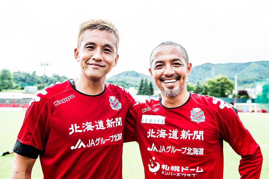 小野伸二と稲本潤一が語る黄金世代。「同級生の一番に」「すげえな、と」<Number Web> photograph by Atsushi Kondo