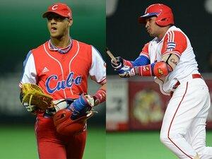 日本球界に乗り込むキューバの英雄。門戸開放の陰に「亡命」と「裏開催」。